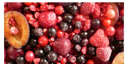 Fruit mix standard
