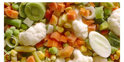 9-INGREDIENT VEGETABLE MIX