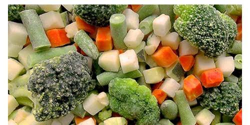 BROCCOLI VEGETABLE MIX