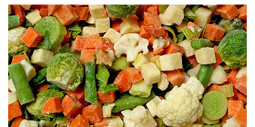 7-INGREDIENT VEGETABLE MIX
