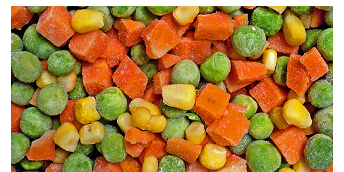 CORN VEGETABLE MIX