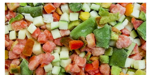 PEPPER VEGETABLE MIX